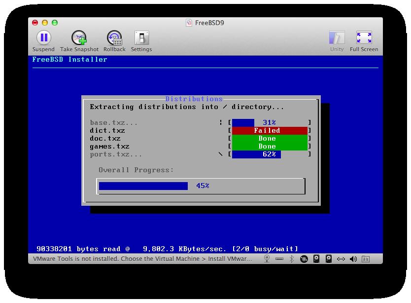 """""""FreeBSD Installer Prototype"""""""